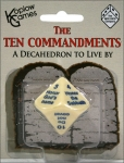 10 Commandments Die