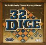 32 Dice Board Game