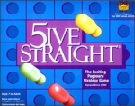 5ive Straight - The Pegboard Strategy Game