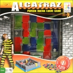 Alcatraz Prison Break Logic Game