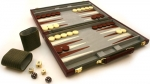 Backgammon - 15 Inch Lizard Skin Case