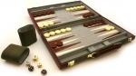 Backgammon - 15 Inch Lizard Skin Case