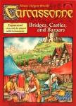 Carcassonne - Bridges, Castles, and Bazaars Expansion
