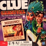 Clue Carnival - The Case Of The Missing Prizes