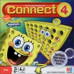 Connect 4 - Spongebob Squarepants Edition