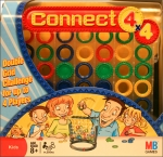 Connect 4 x 4
