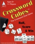 Crossword Cubes Dice Game