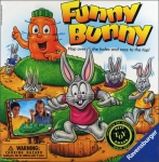 Funny Bunny Card Game