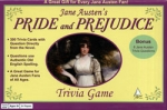 Jane Austen's Pride and Prejudice Trivia Game