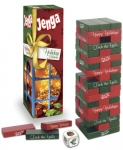 Jenga Holiday Edition
