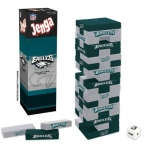 Jenga Philadelphia Eagles Edition
