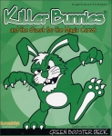 Killer Bunnies and the Quest for the Magic Carrot: Green Booster Deck