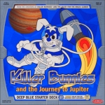Killer Bunnies and The Journey To Jupiter: Deep Blue Starter and Solar Yellow Booster