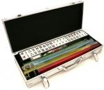Mah Jong - Deluxe In Aluminum Case