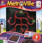 Metroville Connecting Stations