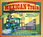 Mexican Train Jumbo Dominoes Set