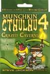 Munchkin Cthulhu 4 - Crazed Caverns