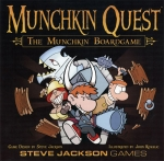 Munchkin Quest - The Munchkin Boardgame
