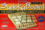 Original Wooden Sudoku Board