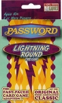 Password Lightning Round Card Game