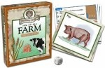 Professor Noggin's Life On The Farm Card Game