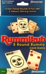 Rummikub 8 Round Rummy Card Game