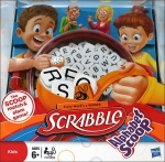 Scrabble Alphabet Scoop
