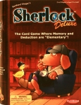 Sherlock Card Game - Deluxe Edition
