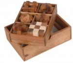 Six Puzzle Gift Set