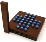 Solitaire Board - Small Wooden