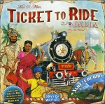 Ticket To Ride - India & Switzerland Expansion