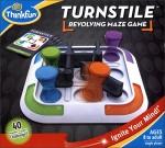 Turnstile Revolving Maze Game