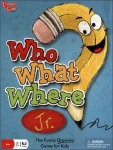 Who, What, Where? - Jr.
