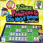 The Zombie, The Princess & The Kid Next Door