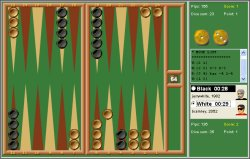 GameColony Backgammon