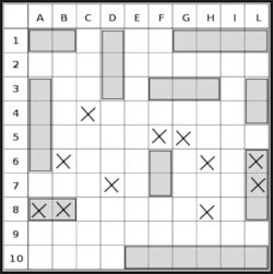 Battleship Grid