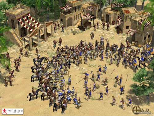 0 A.D. Screenshot #1