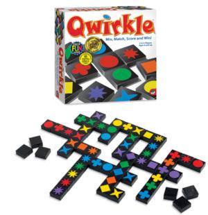 2011 Spiel des Jahres Game of the Year: Qwirkle