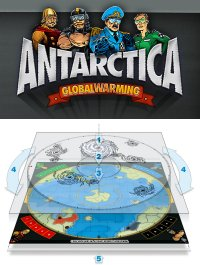 Antarctica Global WARming