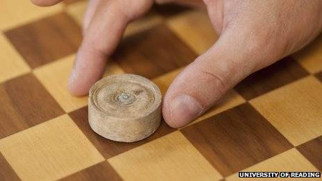 Ancient Board Game Piece Discovered