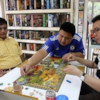 Try Something New at the Board Games Cafe