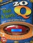20Q - Music & Sports