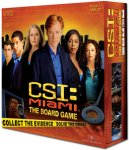 CSI: Miami - The Board Game