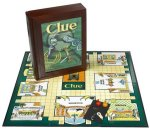 Clue Library Edition