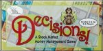 Decisions: A Stock Market Money Management Game