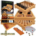 Deluxe 7-in-1 Game Set