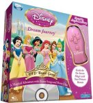 Disney Princess Dream Journey DVD Game