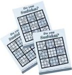 Do You Sudoku? Card Game