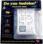 Do You Sudoku? Electronic Game