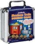 Double Twelve Mexican Train Set (w/Aluminum Case)